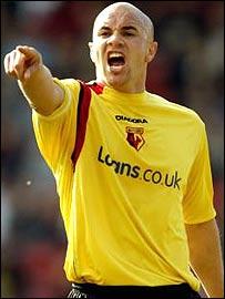 Watford captain Gavin Mahon