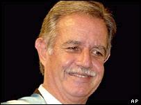 President of Guatemala, Oscar Berger