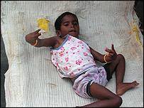 7-year-old Guria