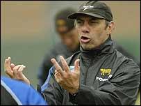 Argentina coach Marcelo Loffreda
