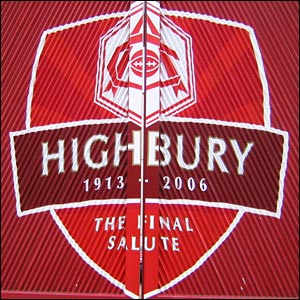 Arsenal have been at Highbury since 1913