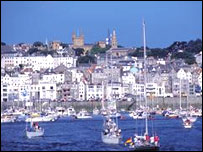 St Peter Port - Picture courtesy of VisitGuernsey