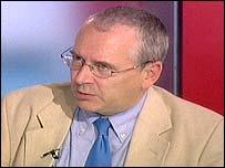 London transport commissioner Peter Hendy