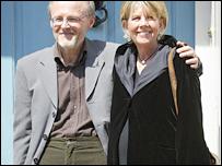 Patricia and John Farrant