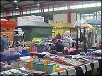 Carmarthen indoor market