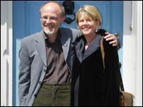 John Farrant and Patricia Rashbrook
