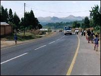 Robert Mugabe Highway