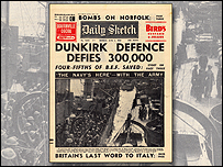 DUNKIRK DEFENCE DEFIES 300,000