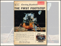 THE FIRST FOOTSTEP