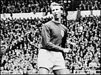 England defender Jack Charlton