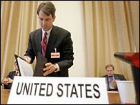 John Bellinger at UN Committee Against Torture hearing