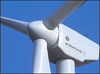 General Electric wind turbine
