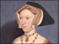 Jane Seymour portrait by Hans Holbein the Younger