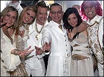 Polish band Ich Troje