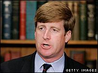 US Representative Patrick Kennedy