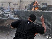 Basra violence