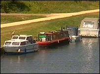 The Gloucester & Sharpness Canal