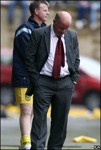 Oxford boss Jim Smith