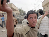 Basra unrest
