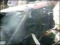 وقع التفجير قرب محطة حافلات رئيسية في كربلاء