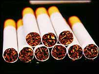 The men are alleged to have been smuggling cigarettes