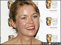 Anna Maxwell Martin said she did not expect to win