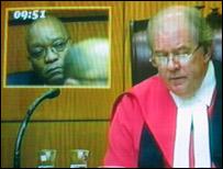 Judge Willem van der Merwe