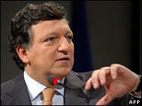 President of the European Commission Jose Manuel Barroso