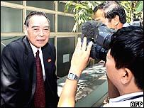 Outgoing PM Phan Van Khai