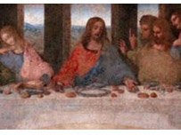Details from the Last Supper