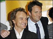 Bradley Whitford and Matthew Perry