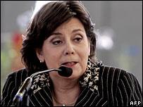Immigration Minister Rita Verdonk