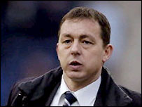 Preston boss Billy Davies