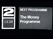 BBC 2 ident, The Money Programme
