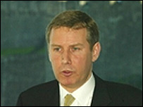 Nicol Stephen MSP
