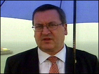 Peter Smyth, the chairman of the Metropolitan Police Federation