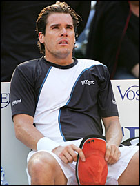 Germany's Tommy Haas