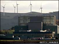 Hunterston in Ayrshire is due to close by 2011