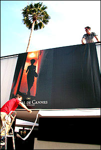 Cannes preparations