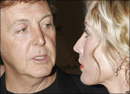 Sir Paul and Mills