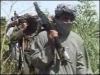 Taleban fighters