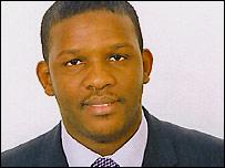 Pastor Jean Bosco Kanyemesha