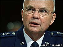 Gen Michael Hayden