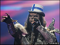 Finnish band Lordi