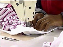 The textile factory in Butha-Buthe had faced closure