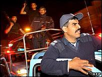 Police in Gaza City