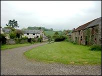 Rockfield, near Monmouth (photo courtesy Andrew Pritchard)