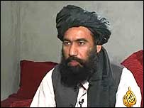 Mullah Dadullah. File photo