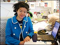 Liana Chang of Wieden + Kennedy advertising agency