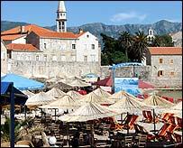 Town of Budva